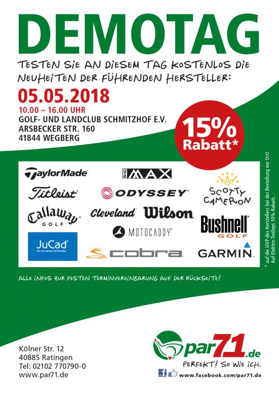 Demotag Schmitzhof 05052018