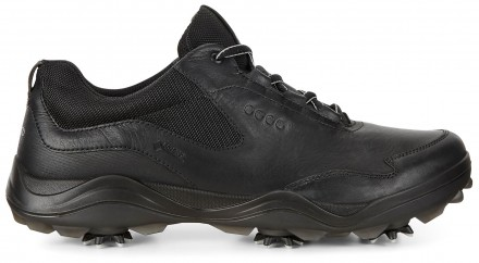 ecco Golf Strike GTX Gore-Tex Golfschuh, black