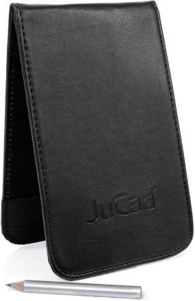 JuCad Scorekartenhalter, Leder