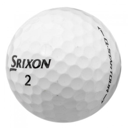 25 Srixon Q-Star Tour Lakeballs