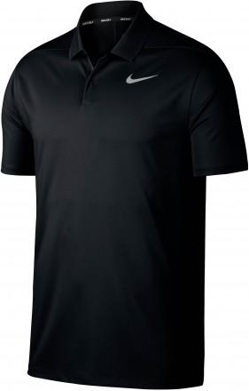 Nike Victory Solid Dry LC Poloshirt, black