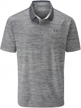 Under Armour Performance Polo 2.0, steel/gray