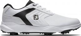 FootJoy eComfort Golfschuh, M, white/black