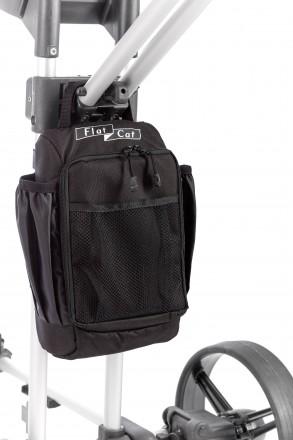Flat Cat Accessory Bag