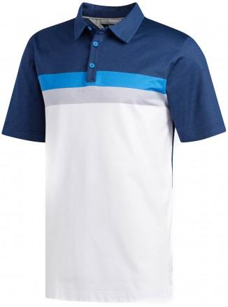 Adidas adipure Premium Engineered Polo, blue