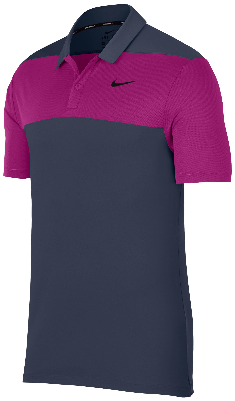 Nike Dry Color Blk Poloshirt Polo Shirts Fur Herren