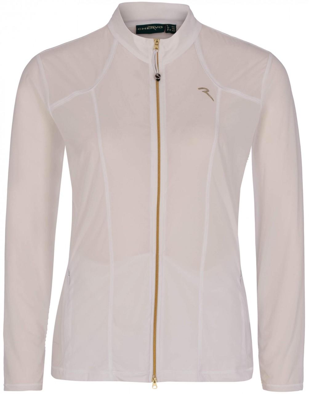 Chervo Page Sweater, white