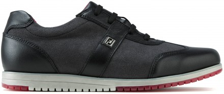 FootJoy Casual Collection, M, black