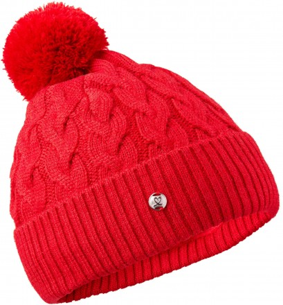 Daily Sports Alondra Hat, cardinal red