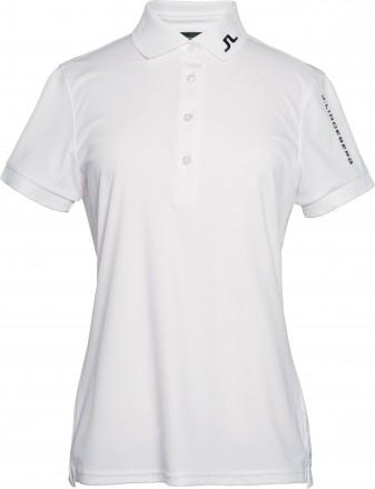 J.Lindeberg Tour Tech TX Jersey Women Polo, 0000 white