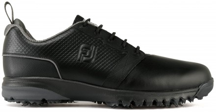 FootJoy Contour Fit, M-Leisten, black