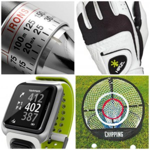 Weihnachtsgeschenke für Golf