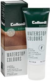 Collonil Waterstop Classic, Pflege- und Imprägniercreme, farblos, 75 ml