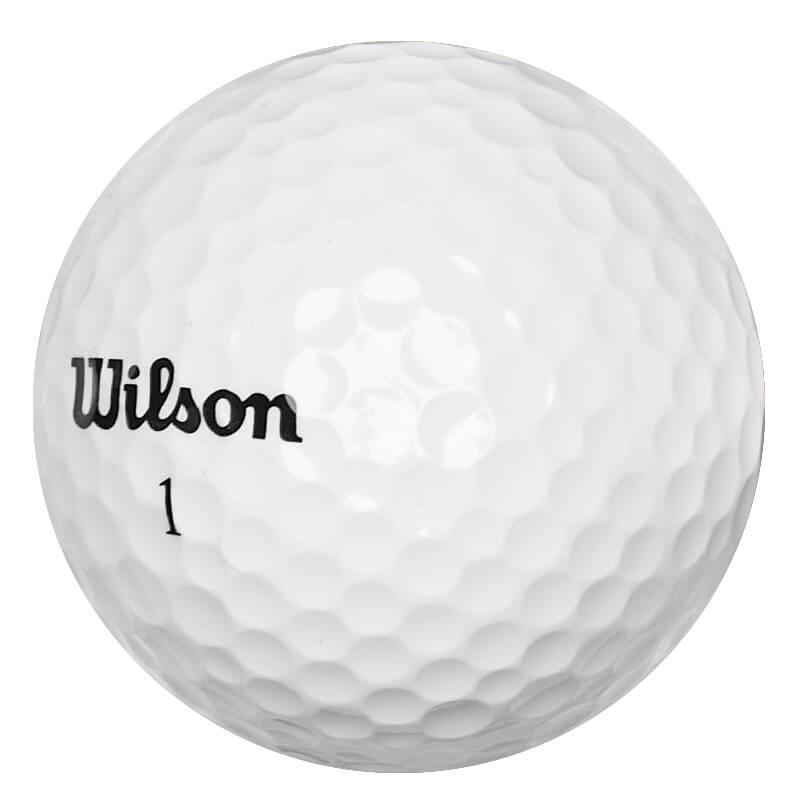 100 (neue) Wilson Mix Golfbälle