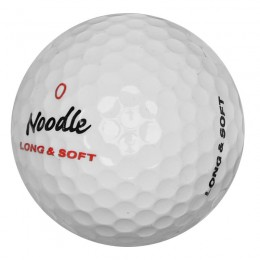 50 Noodle Mix Lakeballs, white