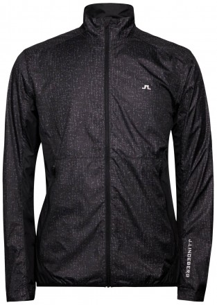 J.Lindeberg Gust Wind Pro Jacket, black