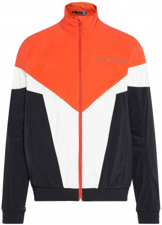 J.Lindeberg Retro Jacket Lux Softshell, red