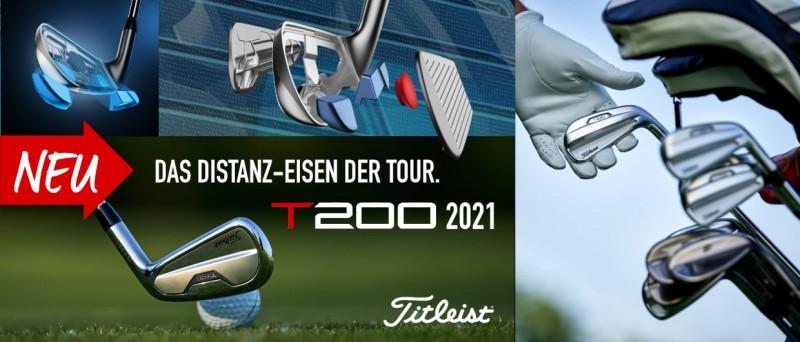 Titleist T200 2021 Eisen
