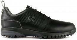 FootJoy Contour Fit, M-Leisten, black