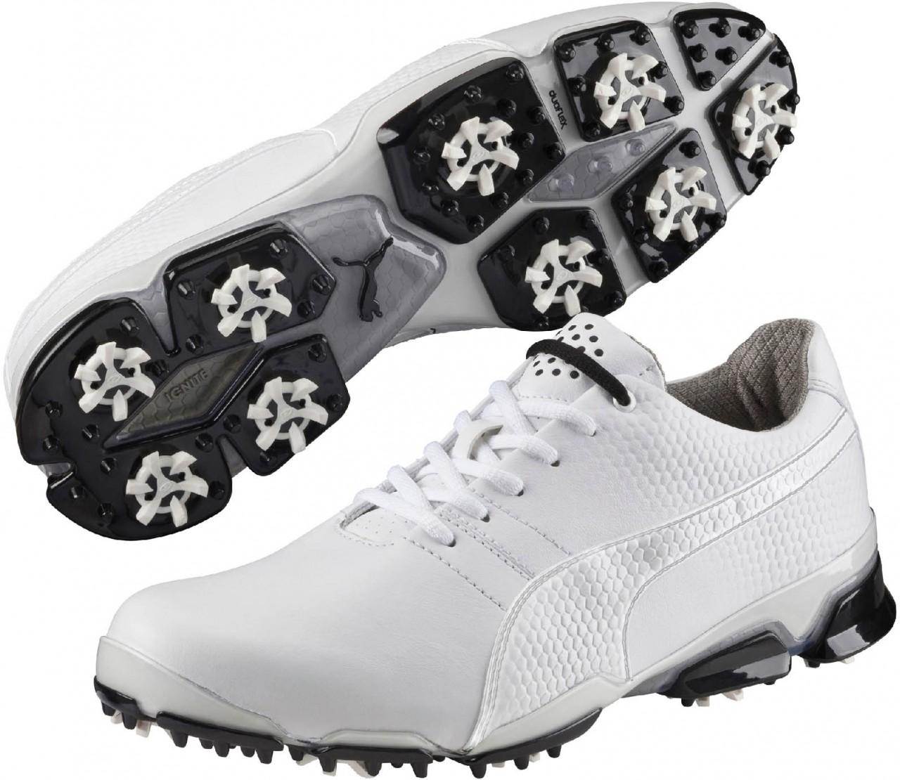 Puma Titantour Ignite, White/White/Black