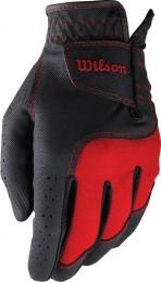 Wilson Jr Handschuh, Black, Rechtshand