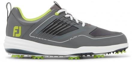 FootJoy FJ Fury Golfschuh, M, grey/lime