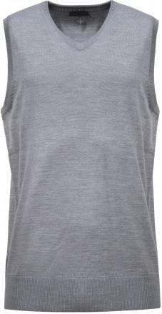 Cross Classic Vest, grey melange