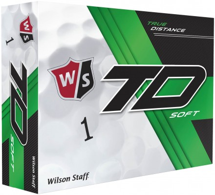 Wilson Staff True Distance SOFT Golfbälle
