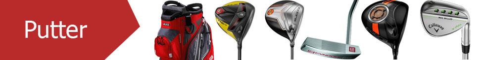 Putter Golfschläger günstig im Golf Shop kaufen